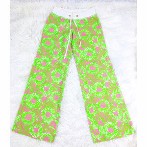 Lilly Pulitzer The Beach Pant Lion Print